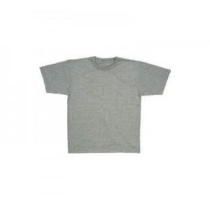 T-shirt de travail de coton gris Napoli Panoply