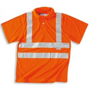 Visibilité Haute Polo Shirt - Panoply