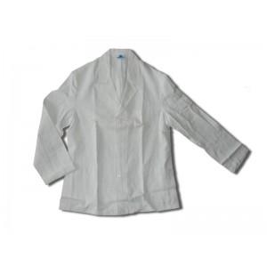 Veste de peintre en coton blanc
