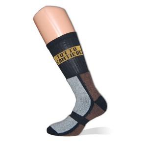 Chaussettes de travail pour la prévention des accidents (1 paire)