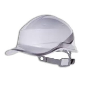 Basebal blanc Casque de chantier