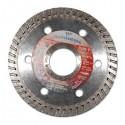 Disque pour carreaux de porcelaine d'un diamètre de 85 mm