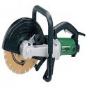 Scie à onglets électrique à disque Hitachi cm12y