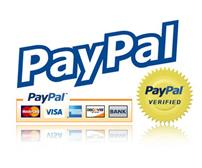 Pagamento sicuro Con Carte di Credito