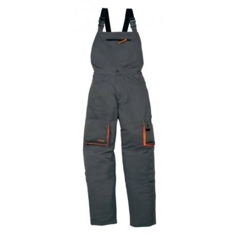 Salopette de travail gris - Mach2 Panoply