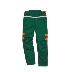Pantalons pour bûcheron tronçonneuse - panoply