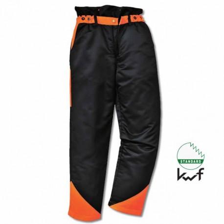 Bois Cut pantalon anti-coupures - OAK