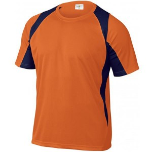 Respirant orange travail Panoply Homme