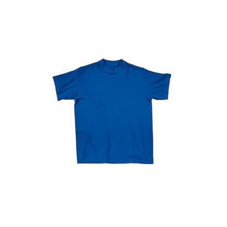 T-shirt de travail de coton bleu Napoli Panoply