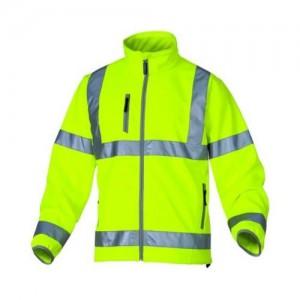 Haute visibilité veste jaune fluorescent Panoply Moonlight