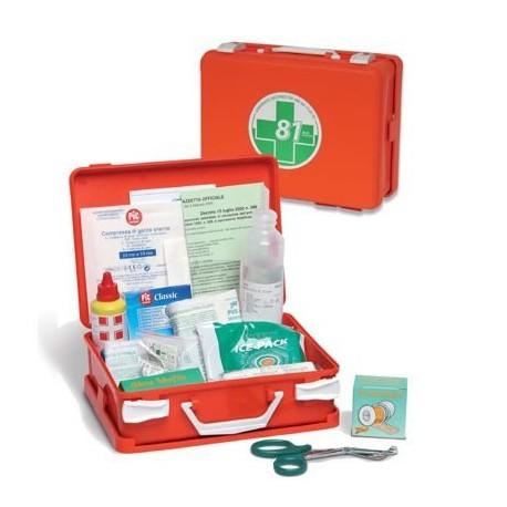 Trousse de premiers soins (max 2 personnes)