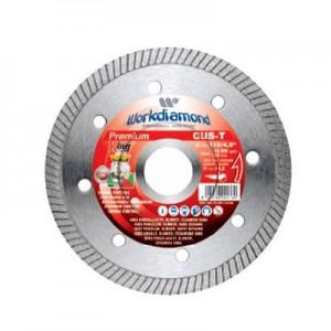 Disque de diamant pour le grès cérame de 115 mm