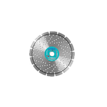 Disque diamant pour granit en béton armé Ø 230 Pentax