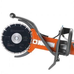 Scie à onglets électrique à disque Husqvarna K3000 Cut à double disque