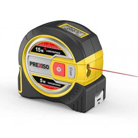Ruban à mesurer laser