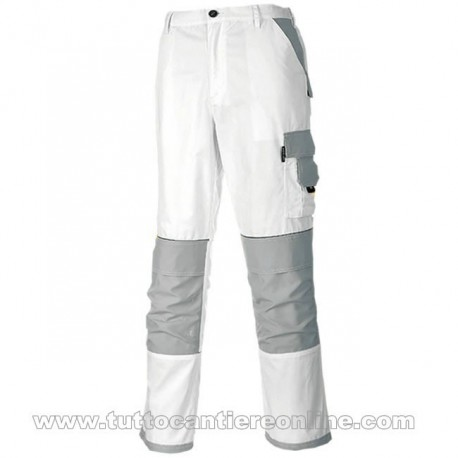 Blanc Pantalon Travaillez pour Bleach