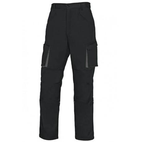 Pantalons de travail noirs panoply Mach2