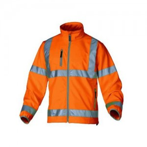 Veste de haute visibilité fluo orange moonlight Panople