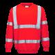 Sweat-shirt de travail à haute visibilité