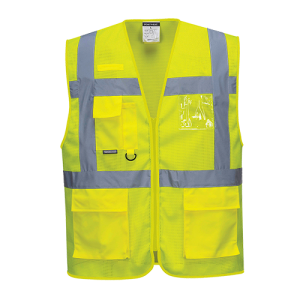 Gilet Executive Athens MeshAir Portwest