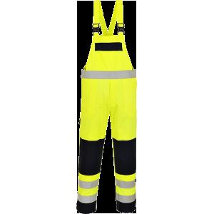 Salopette de protection anti-incendie à haute visibilité multivisibilité