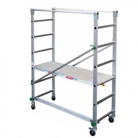 Trabattello ESTRO Semi-Professional Height Work 2.84m Aluminium