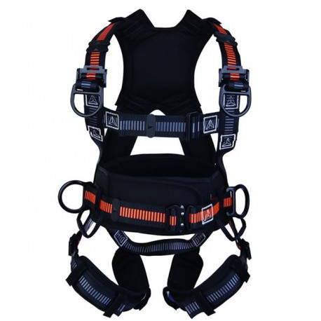 Anti-Fall Harness Eolien HAR35 Deltaplus Professional Fall