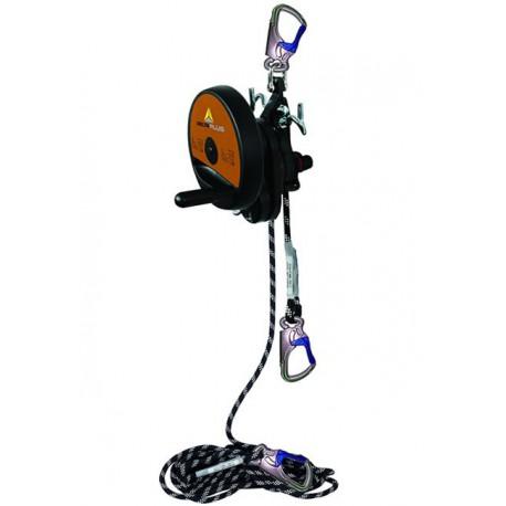Réviseur du système de sauvetage et de récupération avec un dépliant jusqu'à 225 kg