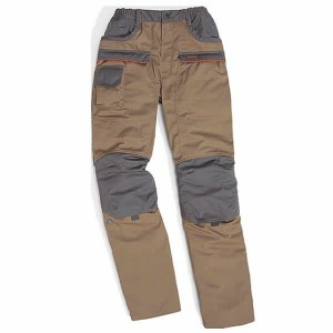 Pantalon de travail beige Panoply Corporate
