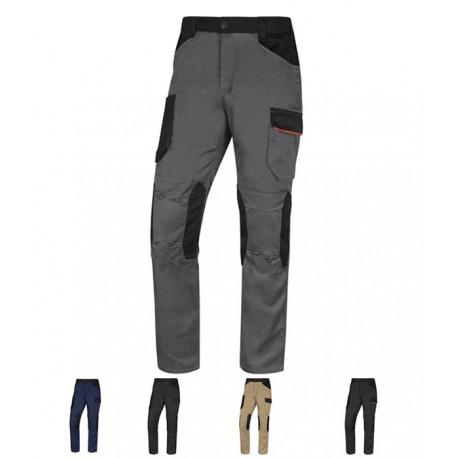 Pantalon de travail Panoply gris Mach2