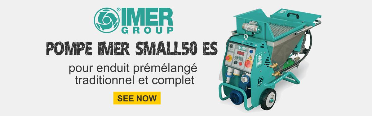 POMPE IMER SMALL50 ES